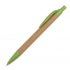 """Reklaminiai ekologiški rašikliai su logotipu """"EKO"""""""
