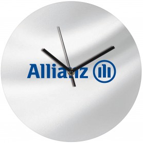 """Reklaminiai paprasti sieniniai laikrodžiai su Jūsų dizainu """"Design"""""""