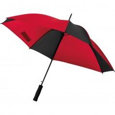 """Reklaminiai dviejų spalvų skėčiai su logotipu """"SUN"""""""