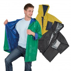 """Reklaminiai lietpalčiai su logotipu """"RAIN"""""""