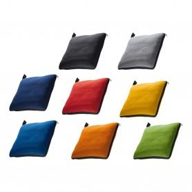 """Reklaminiai 2IN1 pledai ir pagalvės su logotipu """"BOTH"""""""