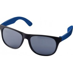 """Reklaminiai retro stiliaus akiniai nuo saulės su logotipu """"RETRO"""""""