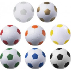 """Reklaminiai antistresiniai futbolo kamuoliukai su logotipu """"FOOTBALL"""""""