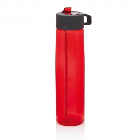 Tritan bottle with straw