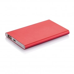 4.000 mAh slim powerbank