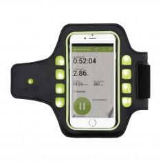 Running holder with LED light