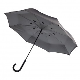 Auto Close Reversible umbrella 23