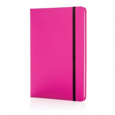 Standard hardcover PU notebook A5