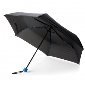 Coloured 21 fiberglass foldable umbrella