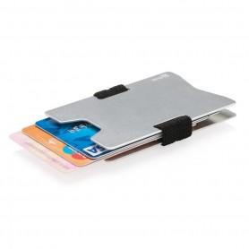 Aluminium RFID anti-skimming minimalist wallet