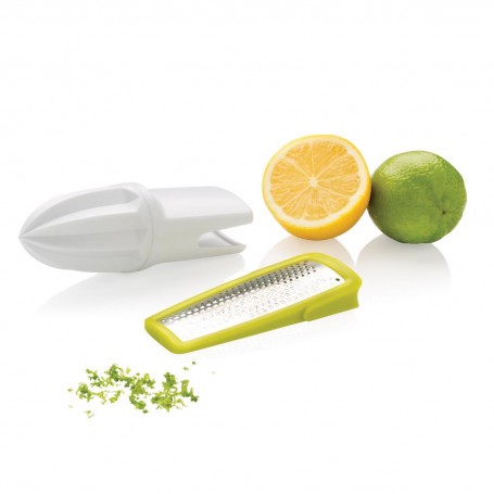 2-in-1 citrus zester and grater