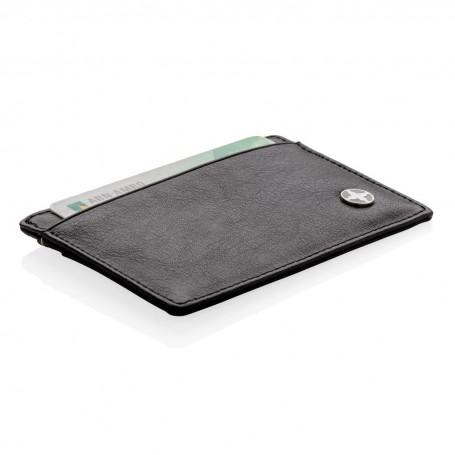 RFID anti-skimming card holder