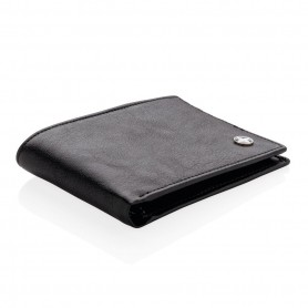 RFID anti-skimming wallet