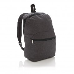 Classic two tone backpack