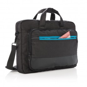 Elite 15.6 USB rechargeable laptop bag