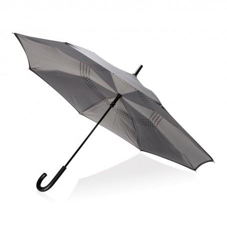 23 manual reversible umbrella