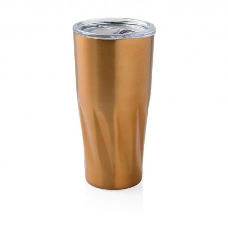 Copper vacuum insulated tumbler