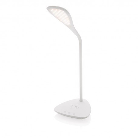 Desk lamp with 5W wireless charging