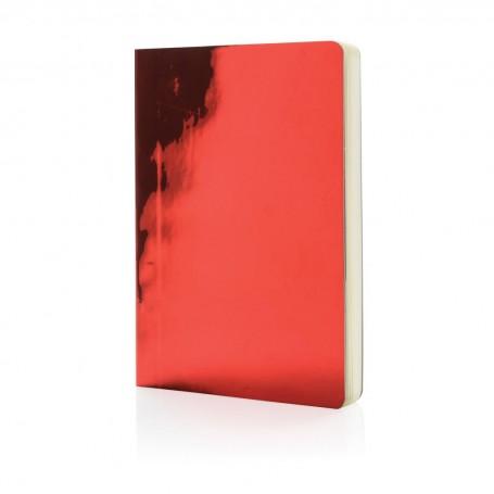 A5 Deluxe metallic notebook