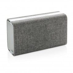 Vogue fabric speaker and powerbank