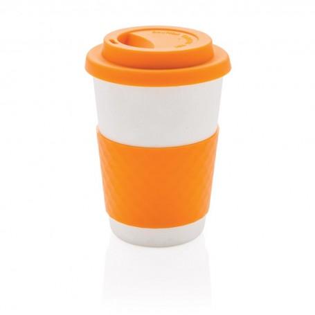 ECO Bamboo fibre coffee cup