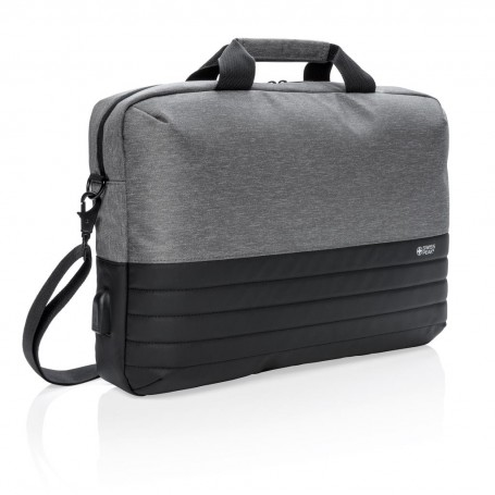 "Swiss Peak RFID 15"" laptop bag"