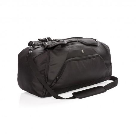 Swiss Peak RFID sports duffle & backpack