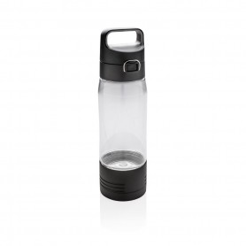 Hydrate bottle with wireless charging