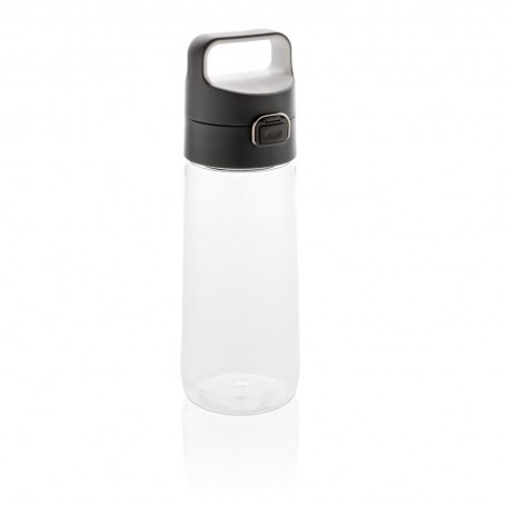 Hydrate leak proof lockable tritan bottle