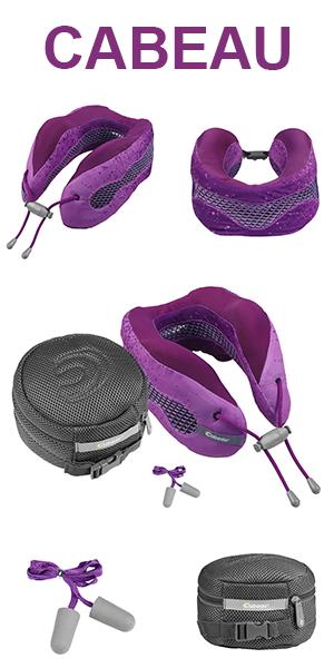 Skrydžio kaklo pagalvėlės